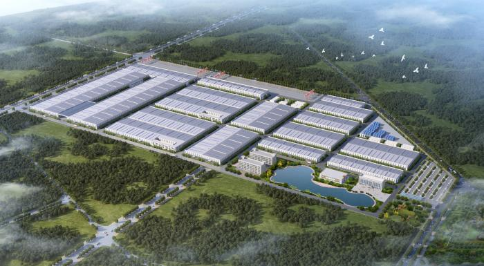 HCRDI is going to build a smart manufacturing industrial park
